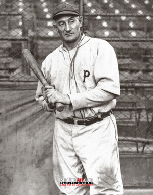 Pittsburgh Pirates Honus Wagner Baseball Player Photo Art Print 8x10 or 11x14 or 40x30 StadiumArt.com Sports Photos