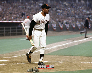 San Francisco Giants Willie Mays NY New York Baseball Photo Art Print 8x10 or 11x14 or 40x30 StadiumArt.com Sports Photos