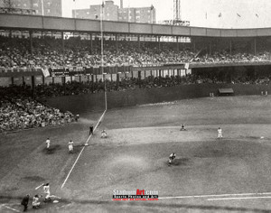 Polo Grounds Bobby Thomson Shot Baseball Stadium New York Photo Art Print 8x10 or 11x14 or 40x30 StadiumArt.com Sports Photos