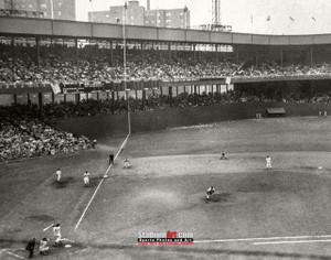 Polo Grounds Bobby Thomson Shot Baseball Stadium New York Photo Art Print 8x10 or 11x14 or 40x30 StadiumArt.com Sports Photos