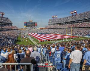 Tennessee Titans Nissan Stadium NFL Football Photo Art Print 8x10 or 11x14 or 40x30 StadiumArt.com Sports Photos