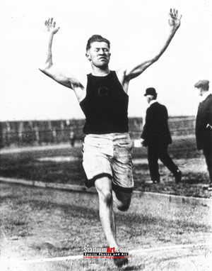 Jim Thorpe Track 8x10 or 11x14 or 40x30 photo StadiumArt.com Sports Photos