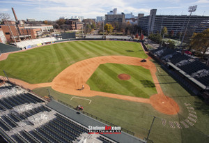 Vanderbilt Baseball Stadium Vandy Commodores Hawkins Field 13x19 or 24x36 photo StadiumArt.com Sports Photos