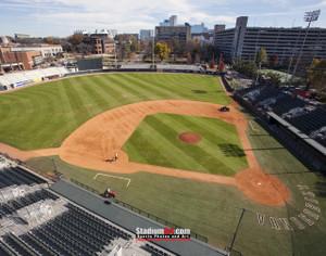Vanderbilt Baseball Stadium Vandy Commodores Hawkins Field 8x10 or 11x14 or 40x30 photo StadiumArt.com Sports Photos