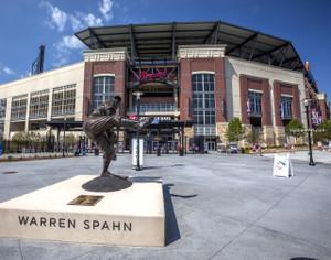 Atlanta Braves SunTrust Park New Baseball Stadium 41 MLB 8x10-48x36 CHOICES