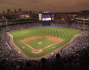 Atlanta Braves Turner Field Baseball Stadium 03 MLB 8x10-48x36 CHOICES