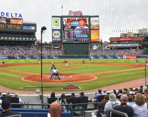 Atlanta Braves Turner Field Baseball Stadium 08 MLB 8x10-48x36 CHOICES