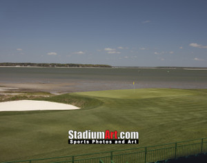 Harbour Town Golf Links at The Sea Pines Resort Golf Hole 17  8x10-48x36 Photo Print 1480