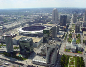 St. Louis Cardinals Old Busch Stadium 60 MLB 8x10-48x36 CHOICES