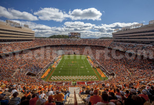 Tennessee Volunteers Neyland Stadium 01 Vols 13x19