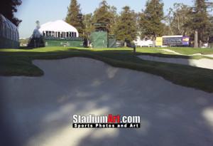 Riviera Country Club Golf Hole 17 8x10-48x36 Photo Print 1245