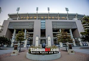 LSU Tigers Tiger Stadium 1330 8x10-48x36 1240