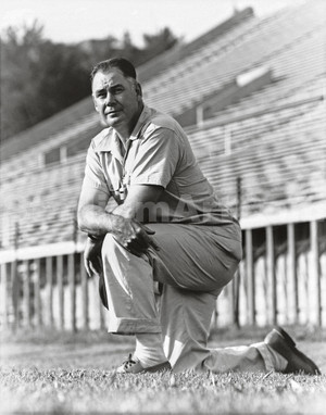 Head Coach General Neyland at Tennessee Volunteers
