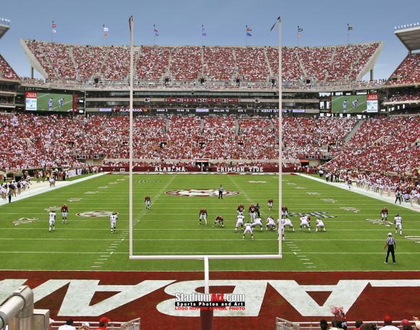 Alabama Crimson Tide Bryant EZ Bryant-Denny Stadium NCAA College Football Photo 03 8x10-48x36