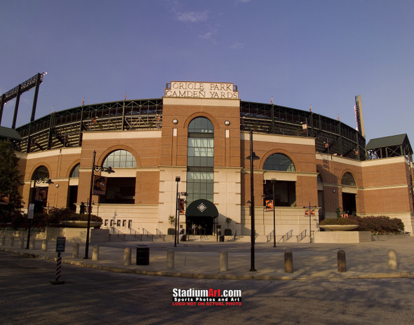 Baltimore Orioles Camden Yards MLB Baseball Photo 11  8x10-48x36