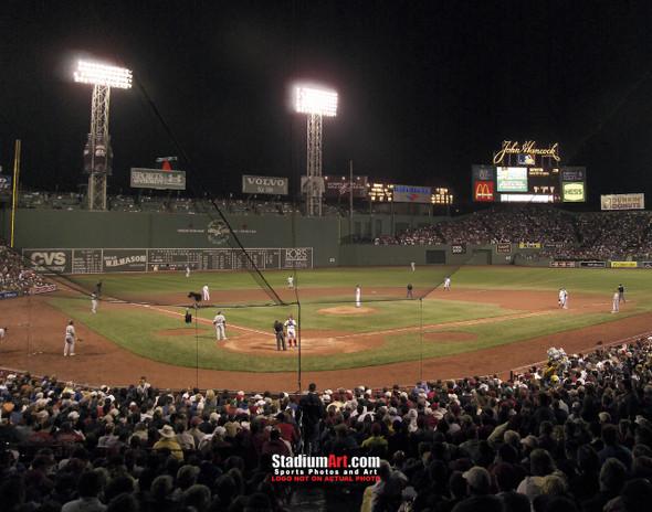 Boston Red Sox Fenway Park MLB Baseball Photo 01b 8x10-48x36