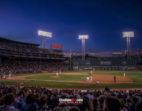 Boston Red Sox Fenway Park MLB Baseball Photo 03  8x10-48x36