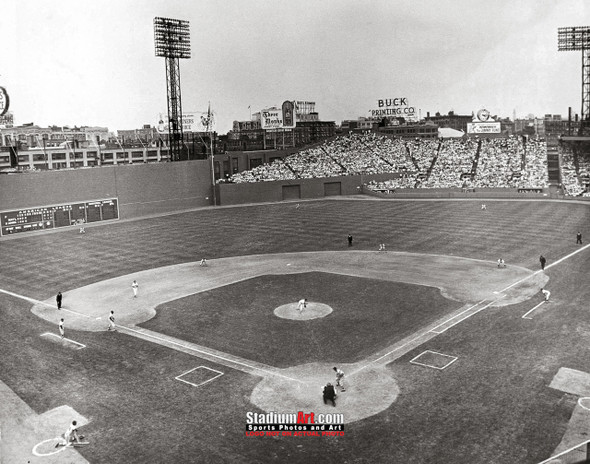 Boston Red Sox Fenway Park MLB Baseball Photo 200  8x10-48x36