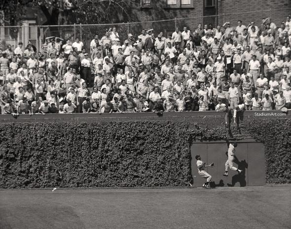 Chicago Cubs Wrigley Field Old MLB Baseball Photo 70 8x10-48x36