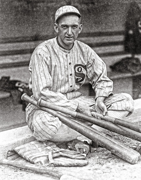 Chicago White Sox Shoeless Joe Jackson MLB Baseball Photo 04 8x10-48x36