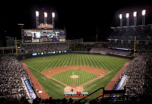 Cleveland Indians Photo Print 01 8x10-48x36