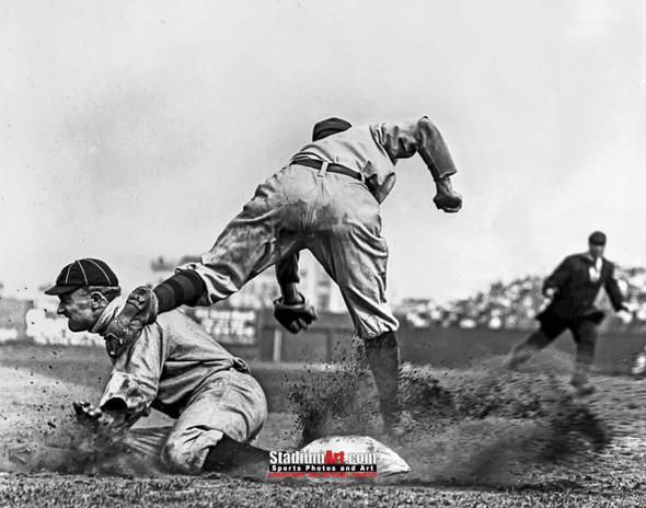 Detroit Tigers Ty Cobb Baseball Photo Print 57 8x10-48x36