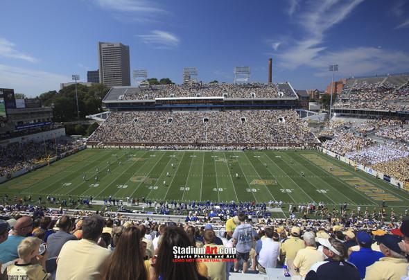 Georgia Tech Yellow Jackets Bobby Dodd Stadium Photo 8x10-48x36 Print 06