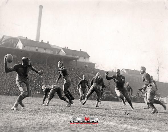 Georgia Tech Yellow Jackets vs Auburn old Football Stadium Photo 8x10-48x36 Print 50