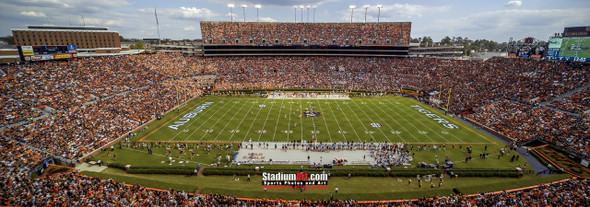 Auburn Tigers Jordan Hare Football Stadium Photo 8x10-48x36 Print 03