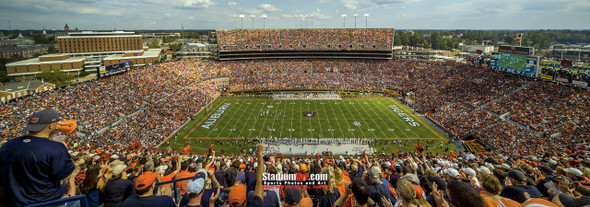Auburn Tigers Jordan Hare Football Stadium Photo 8x10-48x36 Print 09