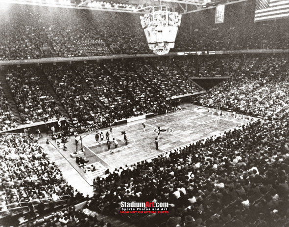Kentucky Wildcats Rupp Arena Basketball 8x10-48x36 Photo Print 50