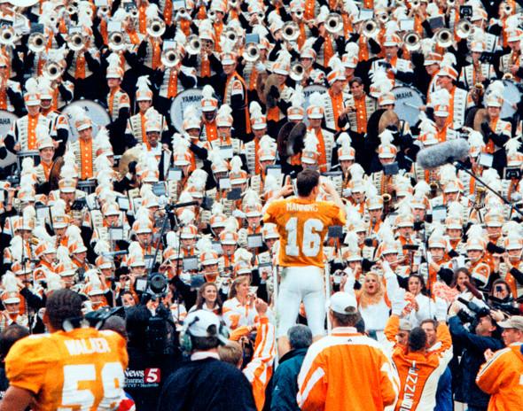 Tennessee Volunteers Peyton Manning Vols NCAA College Football CHOICES