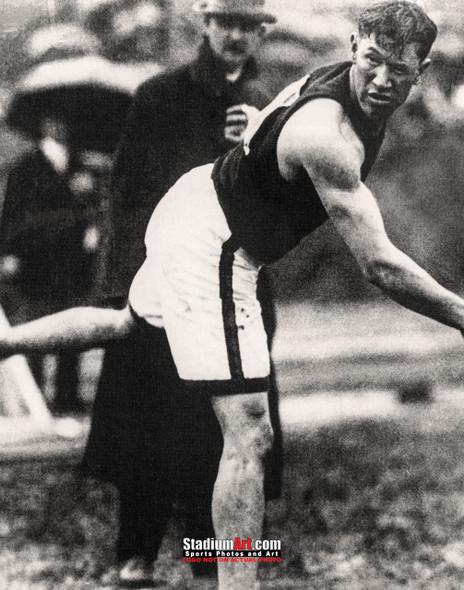 Jim Thorpe Track Throw 8x10 or 11x14 or 40x30 photo StadiumArt.com Sports Photos