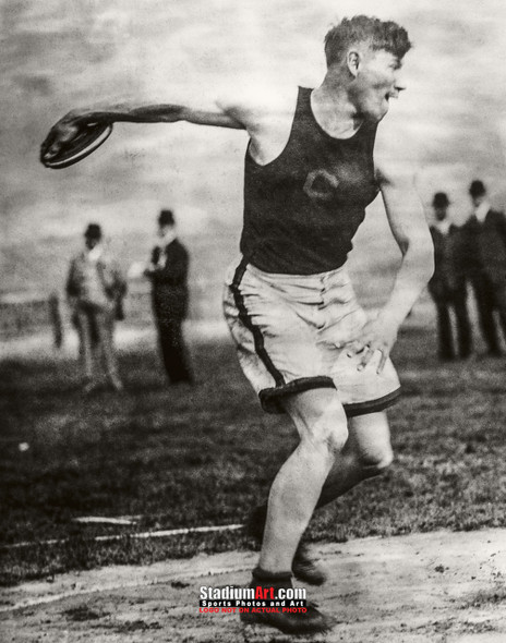 Jim Thorpe Track Discus Throw 8x10 or 11x14 or 40x30 photo StadiumArt.com Sports Photos