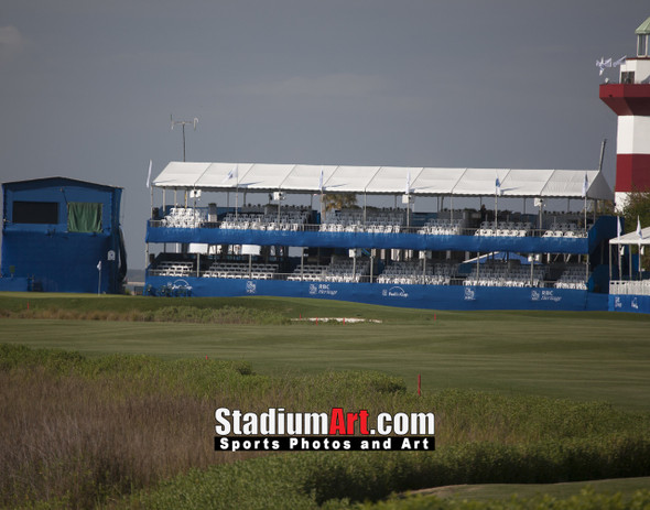Harbour Town Golf Links at The Sea Pines Resort  Golf Hole 18  8x10-48x36 Photo Print 1280