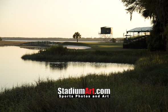 Harbour Town Golf Links at The Sea Pines Resort Golf Hole 17  8x10-48x36 Photo Print 1460