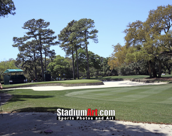 Harbour Town Golf Links at The Sea Pines Resort Golf Hole  8x10-48x36 Photo Print 1635