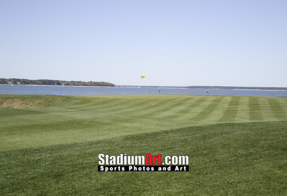Harbour Town Golf Links at The Sea Pines Resort Golf Hole  8x10-48x36 Photo Print 1770