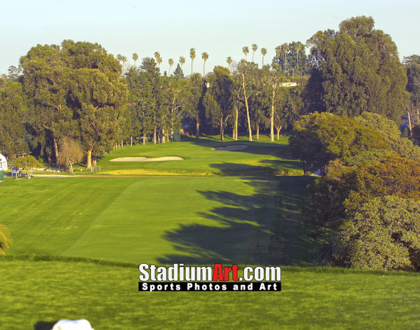 Riviera Country Club Golf Hole 1  8x10-48x36 Photo Print 1210