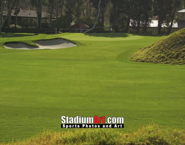 Riviera Country Club Golf Hole 5 8x10-48x36 Photo Print 1280