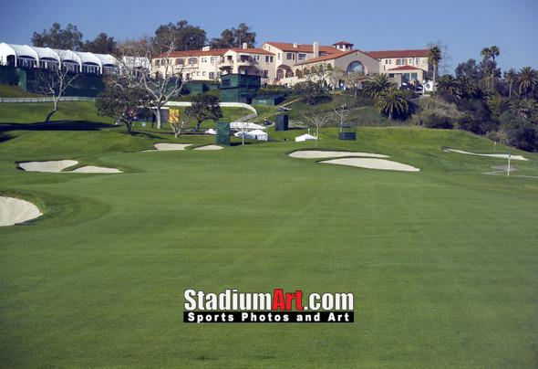 Riviera Country Club Golf Hole 9 8x10-48x36 Photo Print 1425