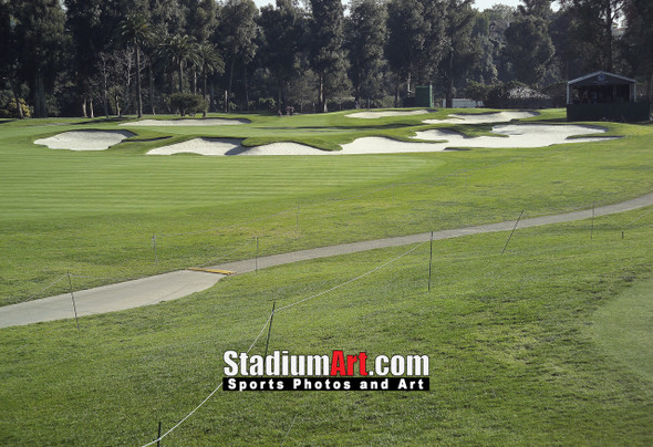 Riviera Country Club Golf Hole 10 8x10-48x36 Photo Print 1215