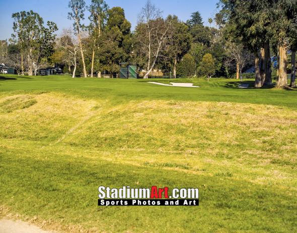 Riviera Country Club Golf Hole CC 8x10-48x36 Photo Print 1540