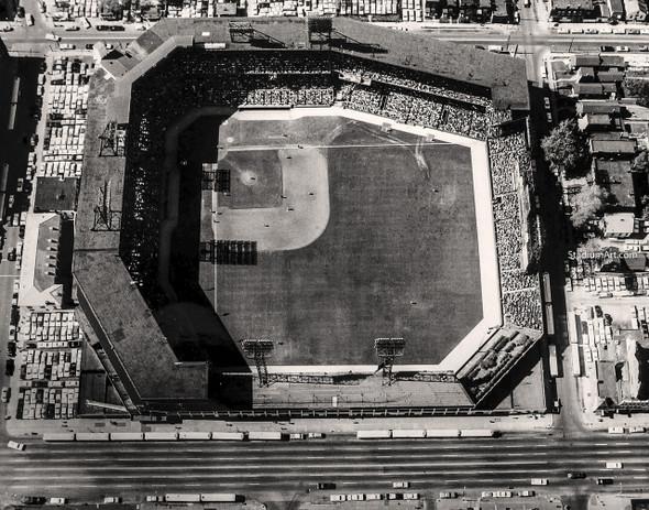 St. Louis Cardinals Sportsman Park Baseball Stadium 50 MLB 8x10-48x36 CHOICES