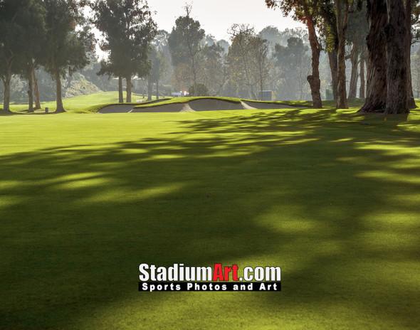 Riviera Country Club Golf Hole CC 8x10-48x36 Photo Print 1560
