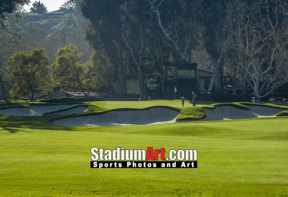 Riviera Country Club Golf Hole CC 8x10-48x36 Photo Print 1585