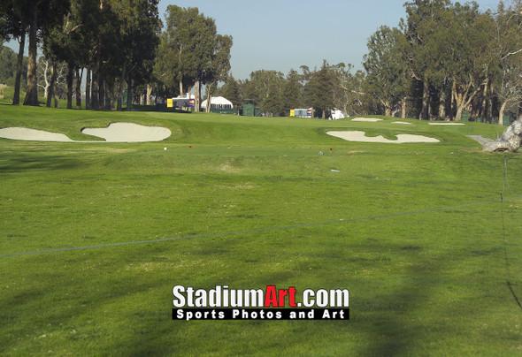 Riviera Country Club Golf Hole CC 8x10-48x36 Photo Print 1600