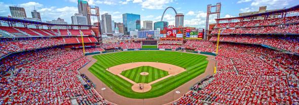 St. Louis Cardinals Busch Stadium 12 MLB 8x10-48x36 CHOICES