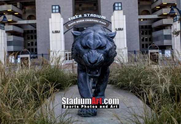 LSU Tigers Tiger Stadium 1330 8x10-48x36 1230