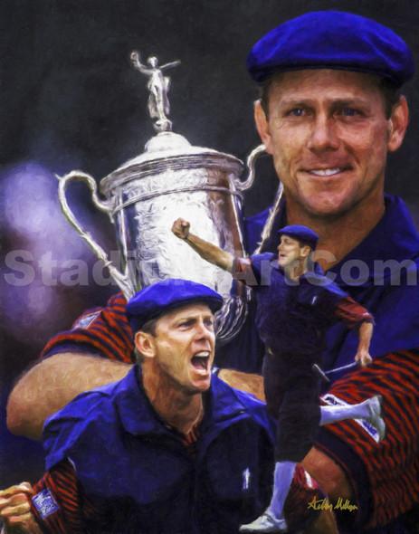 Payne Stewart PGA Pro Golfer